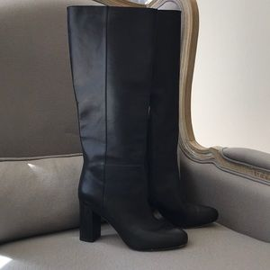 Via Spiga Knee high leather boots sz 9.5